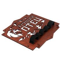 Органайзер подвесной для мужских инструментов «Золотые руки» (100% Мужик), фото 3