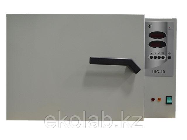 ШС-10-02 СПУ мод.2201 высокоточный (10 л, +50...+200 °С, принудит. конвекц., камера из нержавеющей стали)