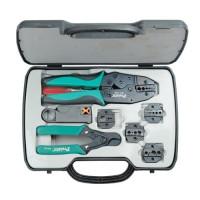 6PK-330К Набор инструментов для обжатия коаксиального кабеля