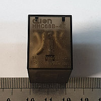 Реле 24VDC HHC68B-4Z 4 группы переключающих контактов по 3А