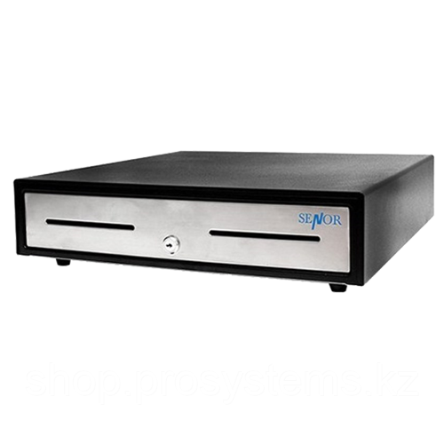 Денежный ящик SENOR V-GCD4242BB00 24V