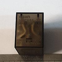 Реле 24VDC 2 группы контактов 10А HHC68A-2Z