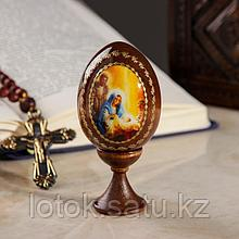 Яйцо сувенирное «Рождество Христово»