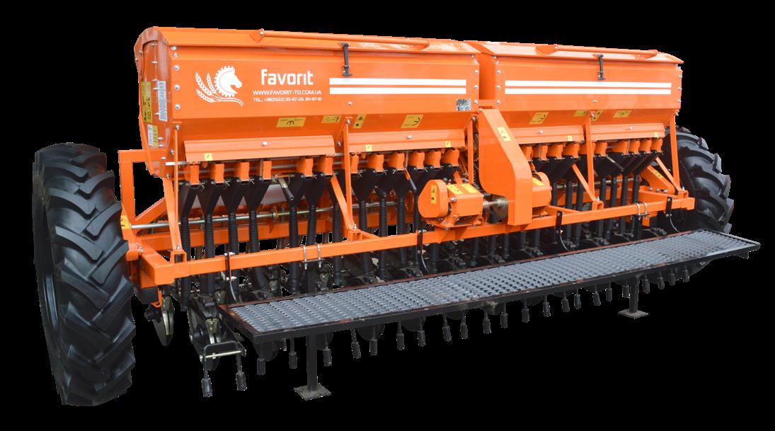 Сеялка зерновая СЗФ 3,6 (SZF - 3.600) ФАВОРИТ