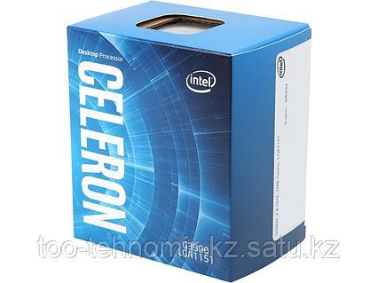 Процессор 1151 CPU Intel Celeron G3900, 2.8GHz/3Mb Cache