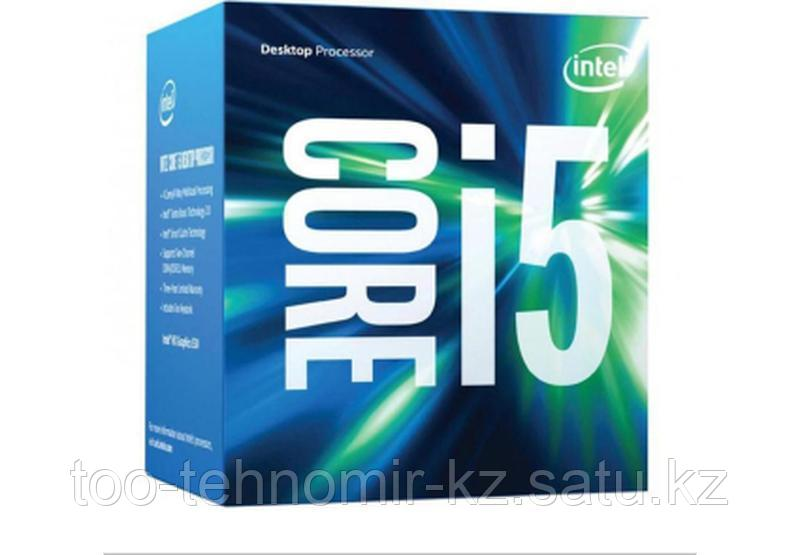 Процессор 1151 CPU Intel Core i5 7400, BOX <3,0 GHz, Turbo Boost 3.50 GHz, Quad Core, Кеш L3- 6 Мб,