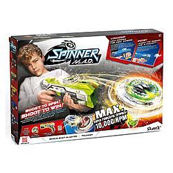 Spinner M.A.D. Бластер пускатель Гром, одиночный. Зелёный