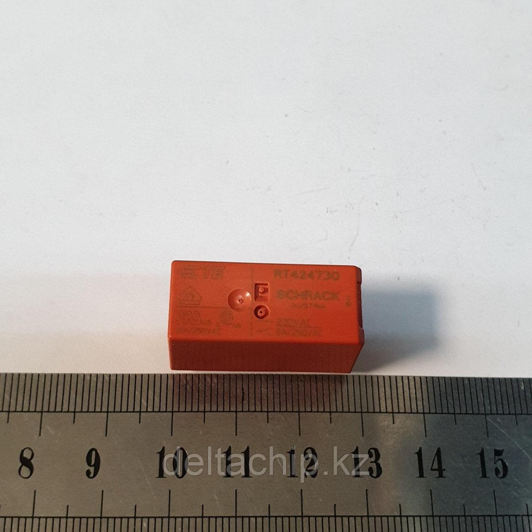 Реле 220VAC SCHRACK RT424730