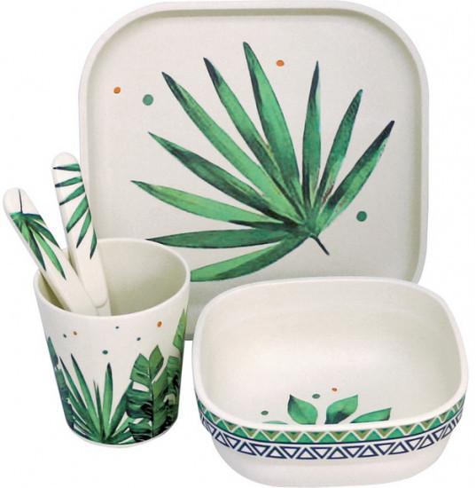 Набор посуды Evergreen
