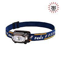 Фонарь налобный LED Fenix HL-15 черный, Cree XP-G2 R5, 200 Lm, фото 1