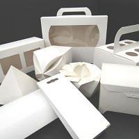Упаковка из мелованной бумаги
