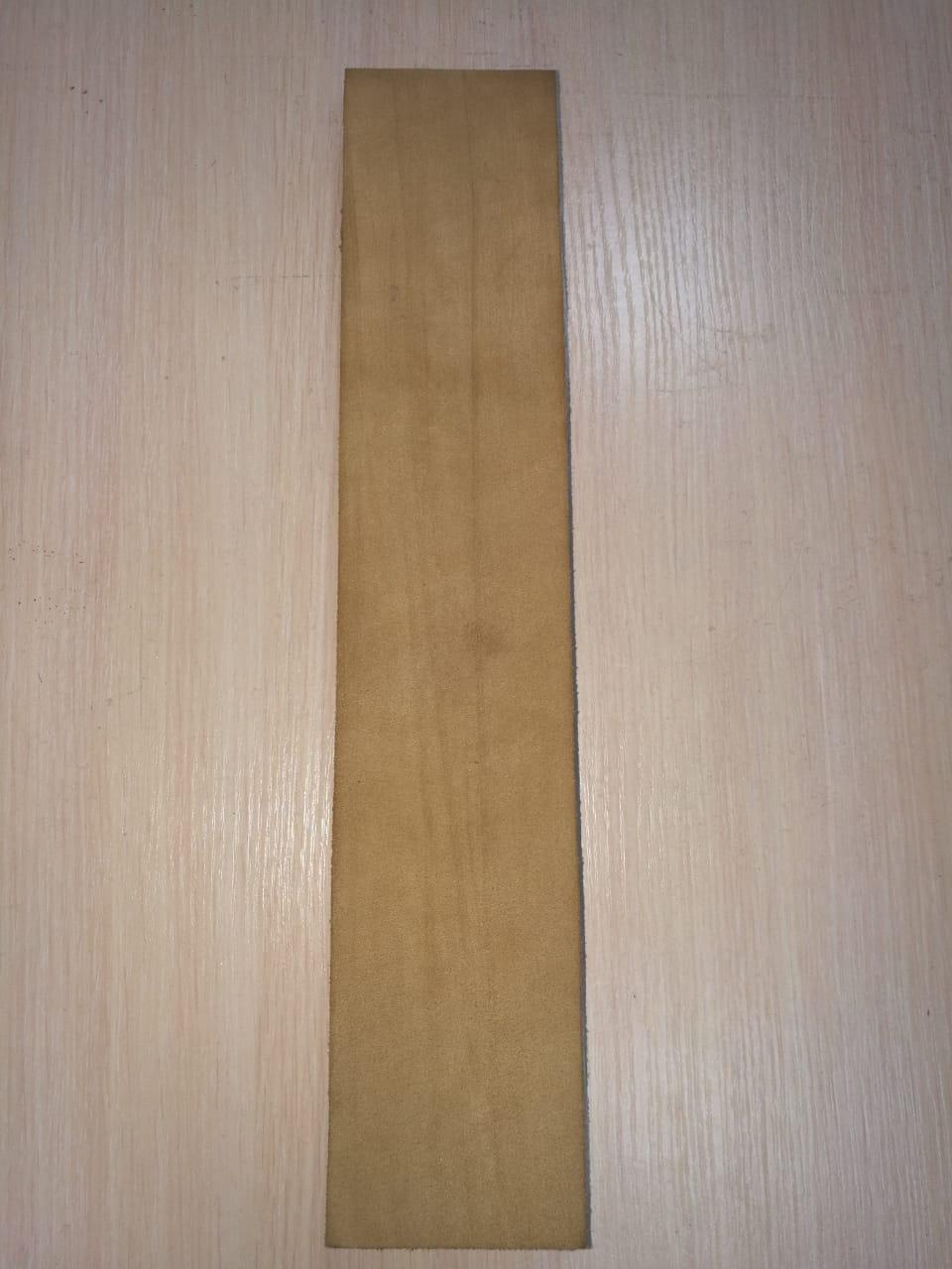 Брусок с кожей для правки РК ножей