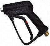 Зимний пистолет для автомоек самообслуживания с фиксатором