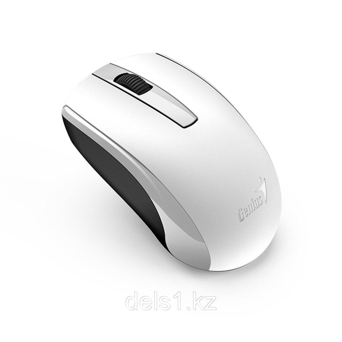 Компьютерная мышь Genius ECO-8100 White