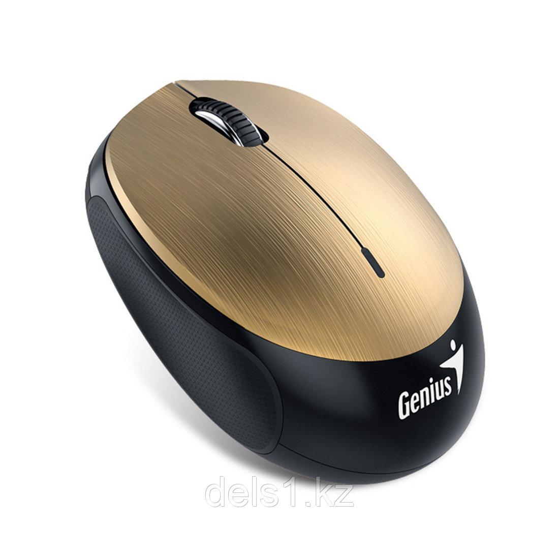 Компьютерная мышь Genius NX-9000BT V2 Gold