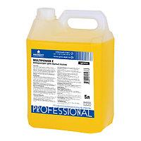 231-5 Multipower E Citrus Концентрат эконом-класса для мытья полов 5л.  PROSEPT