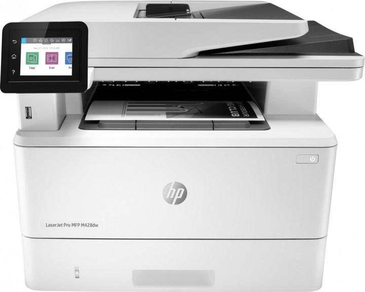 HP W1A28A МФУ лазерное монохромное LaserJet Pro M428dw (А4)