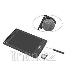 ЖК планшет для рисования Writing Tablet 6,5 (с кнопкой блокировки экрана), фото 3