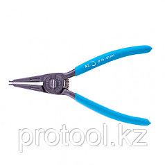 Съемник, 175 мм, для внешних стопорных колец (19-60 мм), прямые губки (разжим) Gross