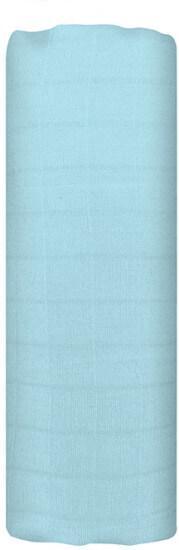 Муслиновая пеленка  DREAMY BLUE 120*120 см