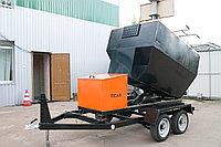 Термос-бункер для асфальта HB-2