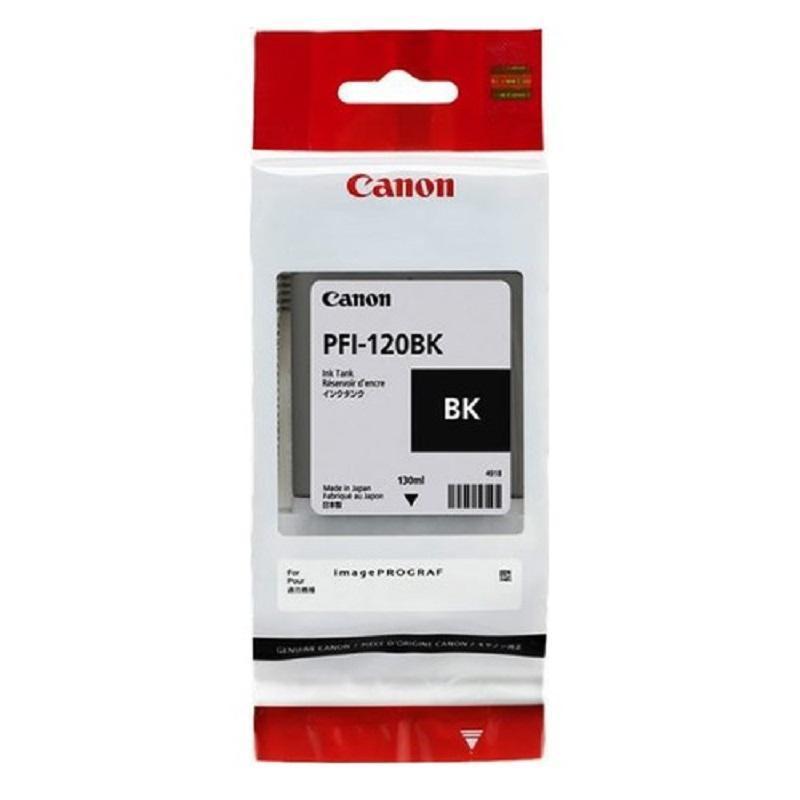 Canon 2885C001 Картридж струйный PFI-120 черный BLACK  130 мл