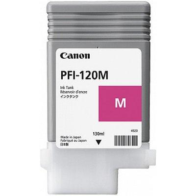 Canon 2887C001 Картридж струйный PFI-120 пурпурный Magenta 130 мл