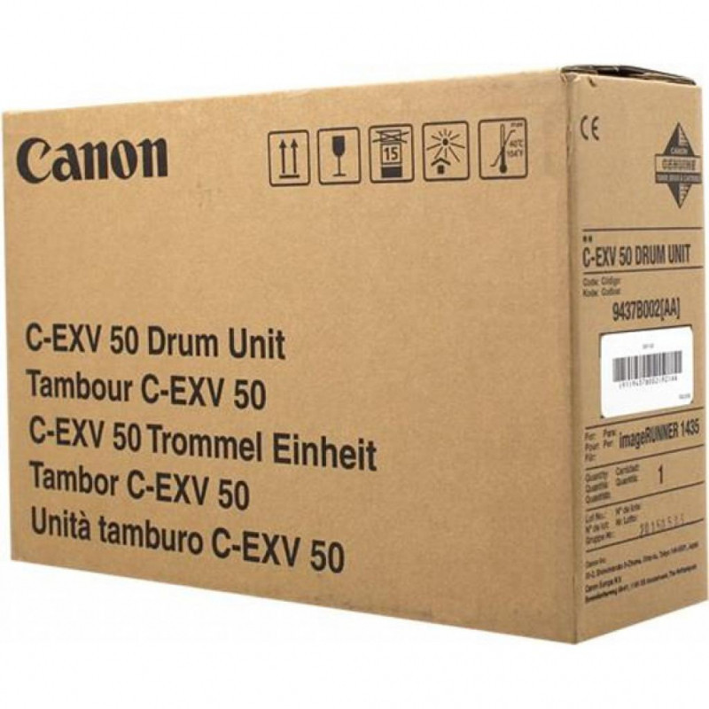 Canon9437B002 Барабан C-EXV50 DRUM UNIT для iR1435 ресурс 35.5K