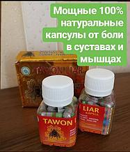 """Таwon Liаr"" , ОРИГИНАЛ, тавон, пчёлка, капсулы для суставов, Индонезия."