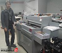 Форзацы на ПУР-биндере Morgana DigiBook-200 в Ставрополе