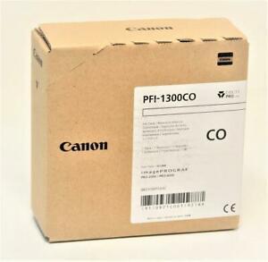 Canon 0821C001 Картридж PFI-1300 CO Бесцветный 330 мл