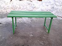 Скамейки двухместный