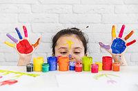 Краски для рисования