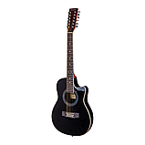 Электро-акустическая 12-струнная гитара Adagio (Avation), фото 2