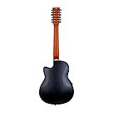 Электро-акустическая 12-струнная гитара Adagio (Avation), фото 4