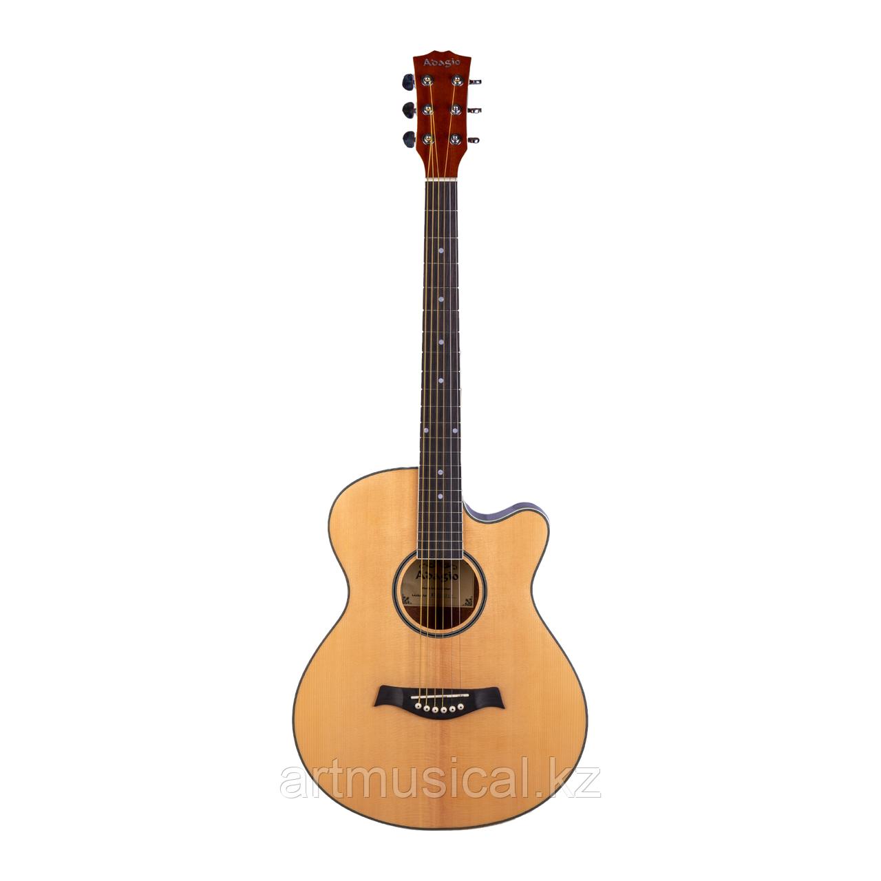Акустическая гитара Adagio MDF-4032