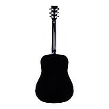 Акустическая гитара Agnetha AAG-E120 BK, фото 2