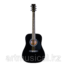 Акустическая гитара Agnetha AAG-E120 BK