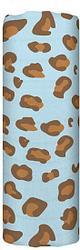 Муслиновая пеленка BLUE LEOPARD 120*120 см