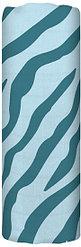 Муслиновая пеленка BLUE TIGER 120*120 см