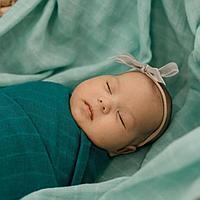Детская муслиновая пеленка Tommy Lise 701325