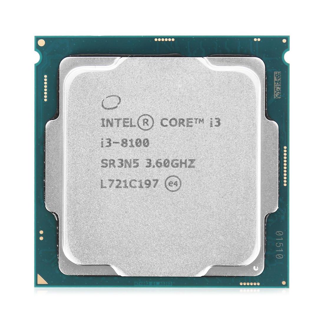 Процессор Intel i3