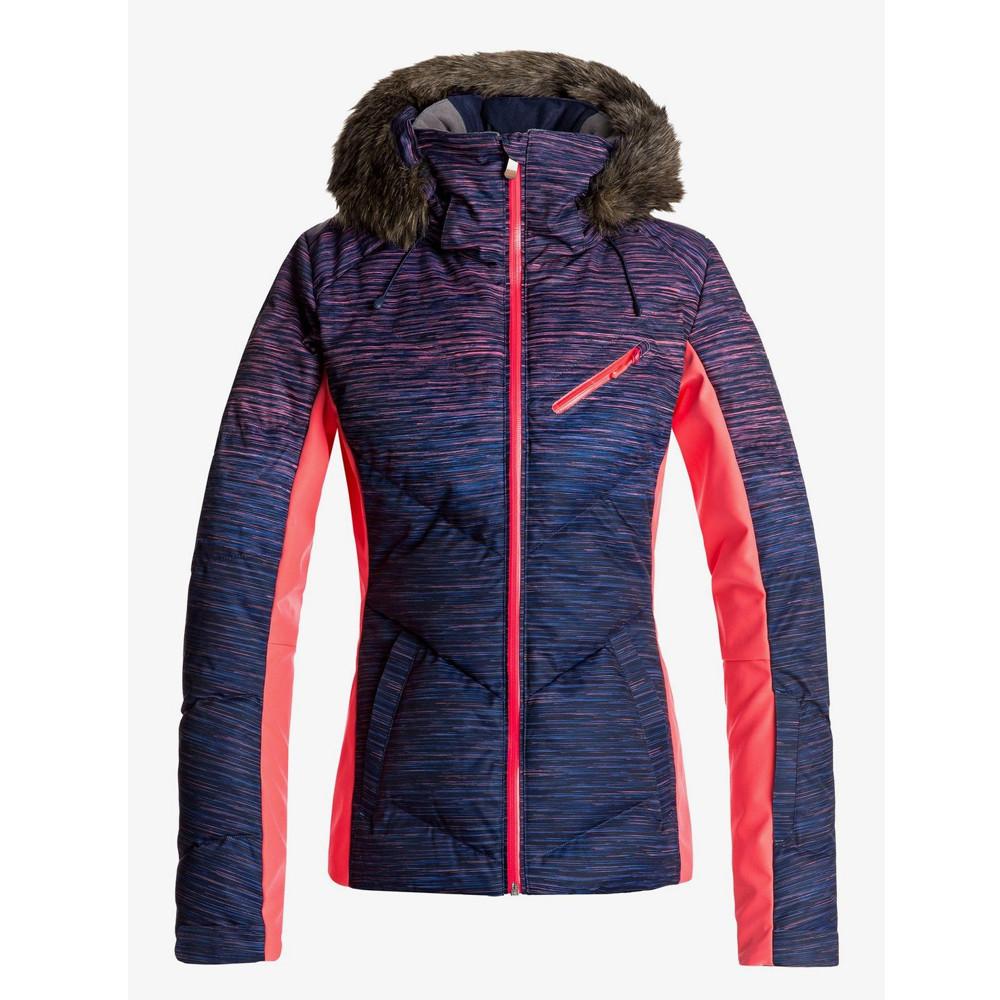 Roxy  куртка женская сноубордическая Snowstorm Print