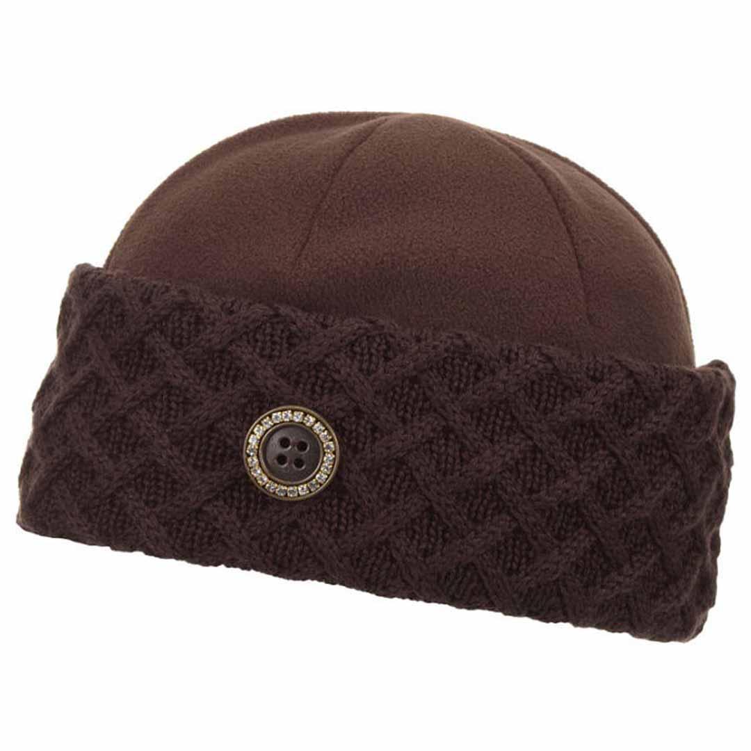 Eisbar  шапка Helena Crystal