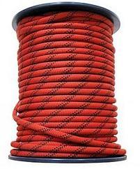 Tendon  веревка (стат) 10 mm -(крас,син.черн,бел)