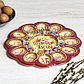 Пасхальная подставка на 12 яиц и кулич «Со Светлой Пасхой» (бабочка), фото 2