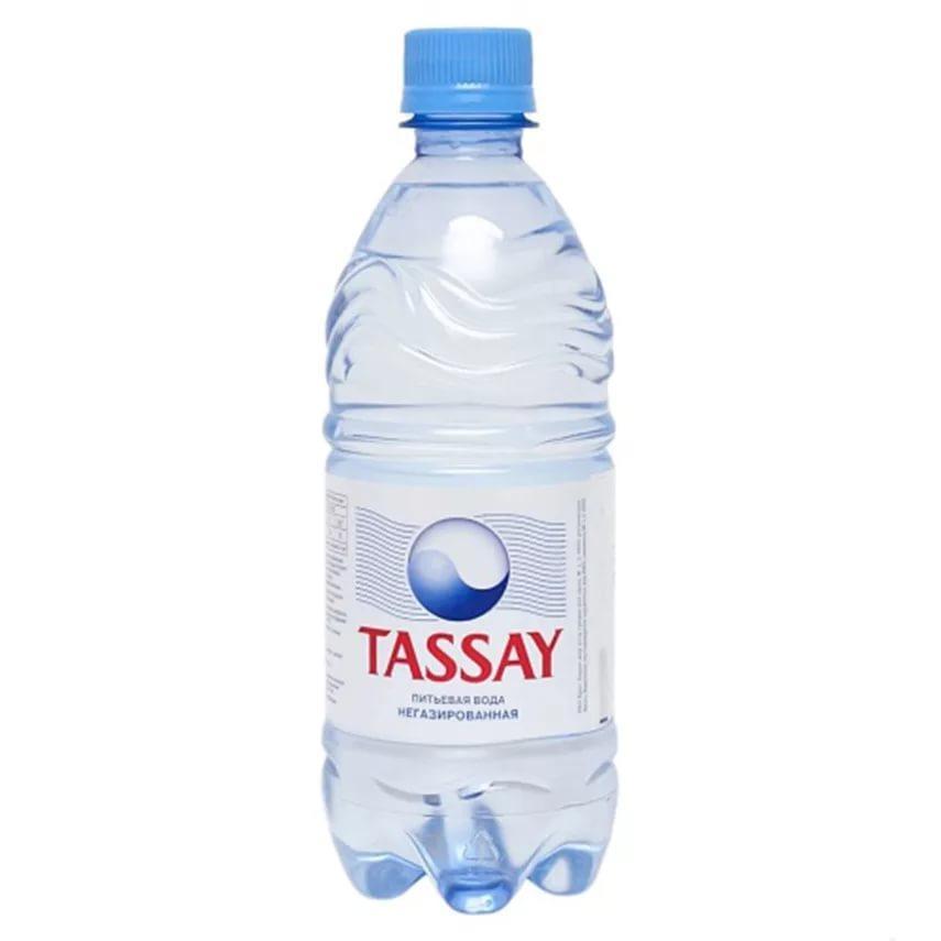 Минеральная вода TASSAY  без газа, 0,2л, пластик
