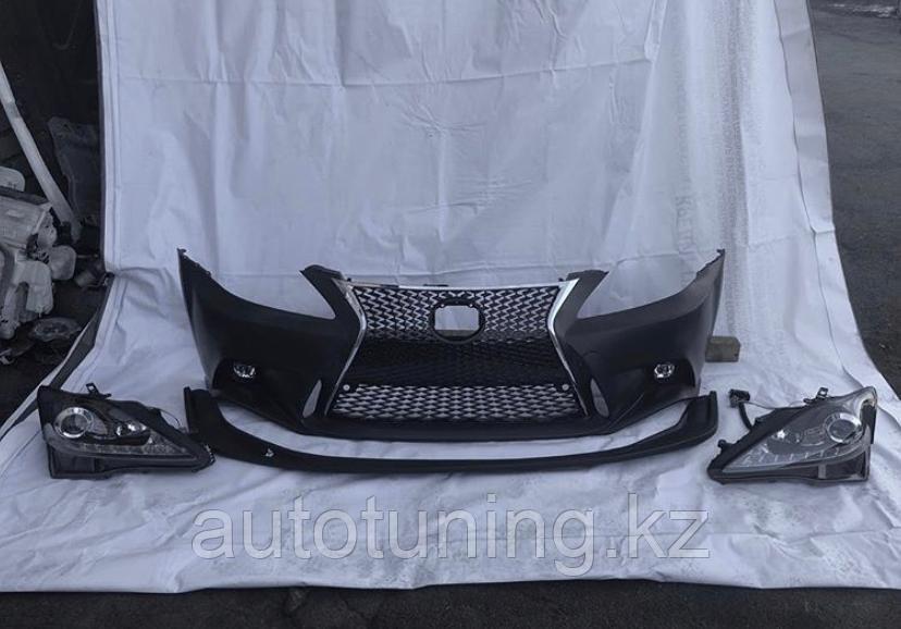 Фэйслифт Fsport на Lexus IS250/300/350 2005-2013 под 3-е поколение