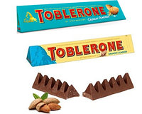 Таблерон Алмонд Кранчи Toblerone Crunchy Almonds 100гр Швейцария (20шт-упак)