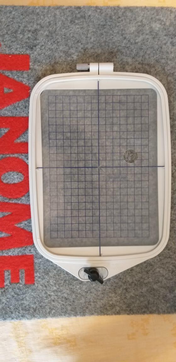 Пяльцы 140х200 Для вышивальных машин Janome 350 E, 370 E.